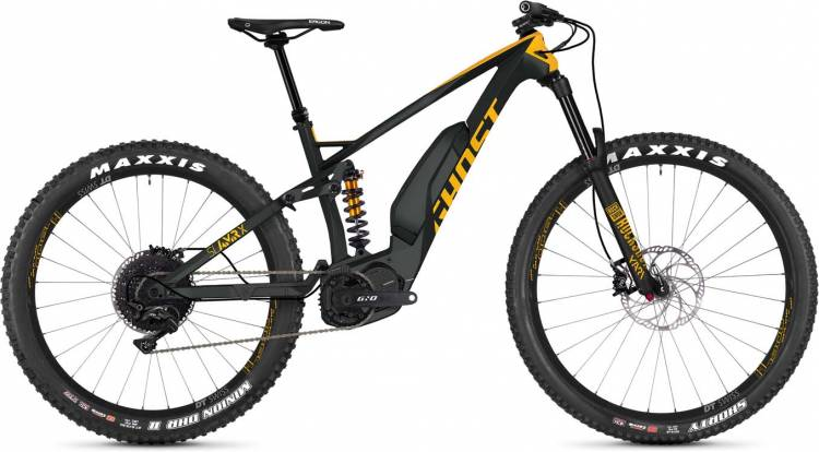 Ghost Hybride Slamr SX5.7+ LC 2019 - E-Bike Fully Mountainbike