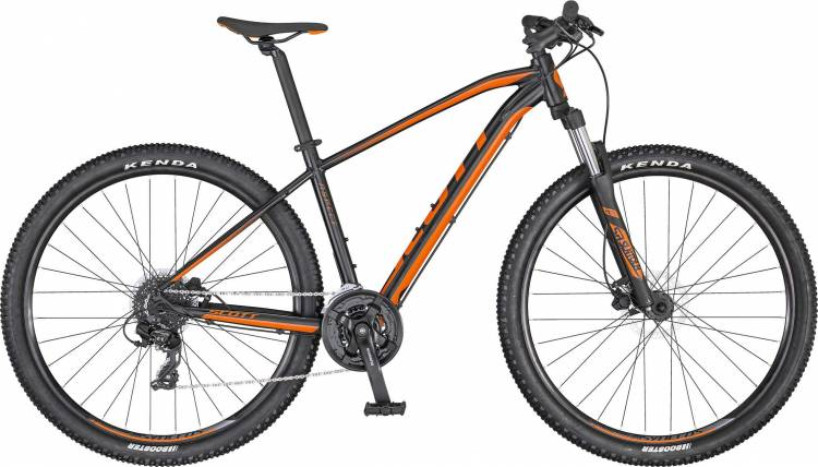 Scott Aspect 960 black/orange 2020