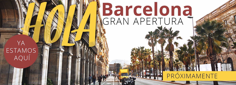 MHW en Barcelona