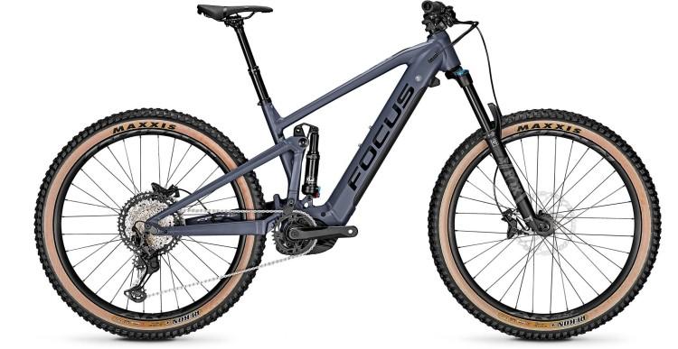 Focus Jam2 6.8 Plus Stone Blue 2021 - E-Bike Fully Mountainbike