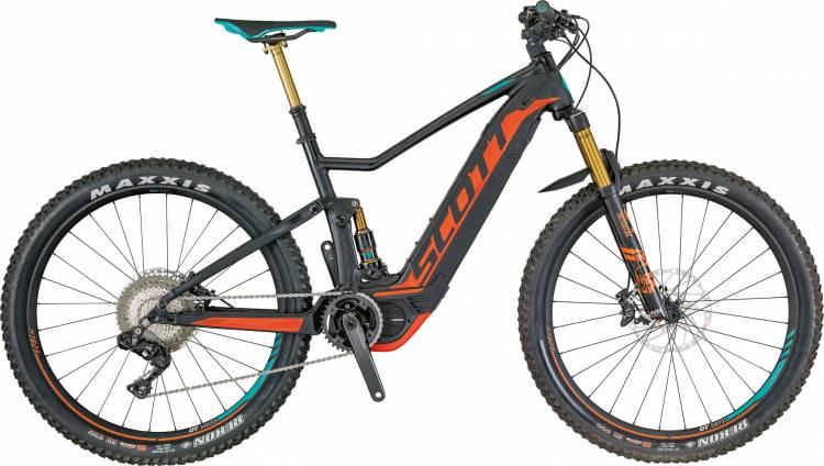 Scott E-Spark 700 Tuned 2018 - E-Bike Fully Mountainbike