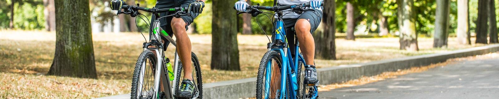 Crossräder und Crossbikes