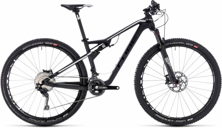 Cube AMS 100 C:68 Race 29 blackline 2018 - Fully Mountainbike