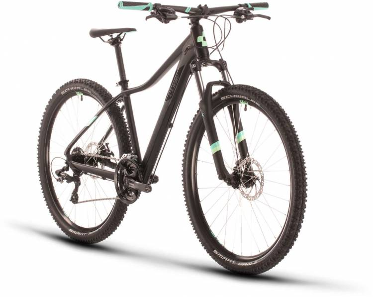 Cube Access WS black n mint 2020 - Hardtail Mountainbike Damen