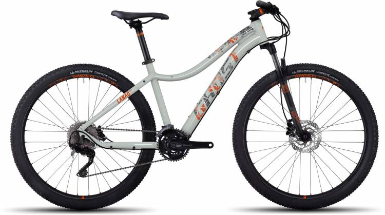 "Ghost Lanao 5 27.5"" 2017 - Damen Hardtail Mountainbike"