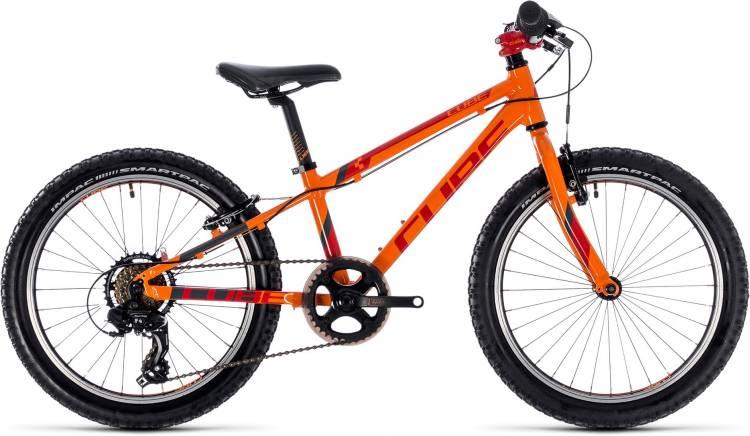 Cube Kid 200 orange n red 2018 - Kinderrad 20 Zoll