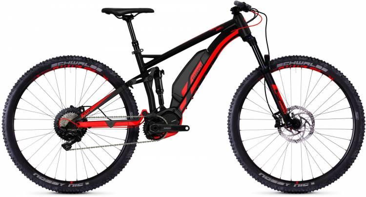 Ghost Hybride Kato FS S4.9 AL U 2018 - E-Bike Fully Mountainbike