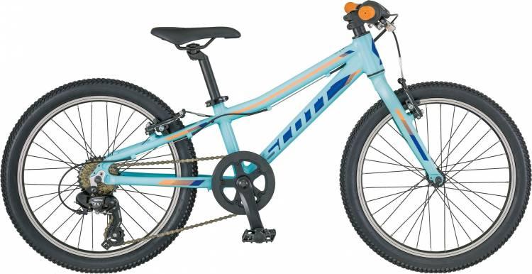 Scott Contessa JR 20 Rigid Fork 2018 - Kinderrad 20 Zoll