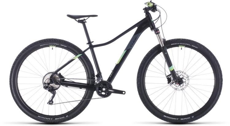 Cube Access WS Race black n green 2020 - Hardtail Mountainbike Damen