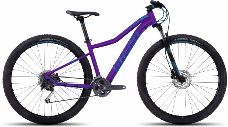 "Ghost Lanao 4 29"" 2017 - Damen Hardtail Mountainbike"