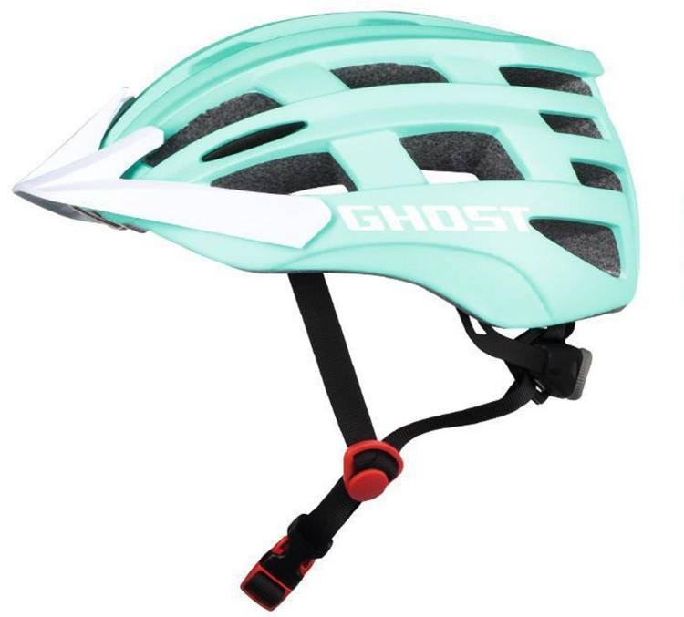 Ghost Helm Youth jade blue / star white