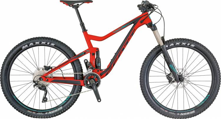 Scott Genius 750 2018 - Fully Mountainbike