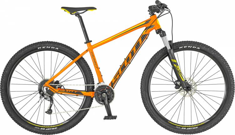 Scott Aspect 940 orange/yellow 2019