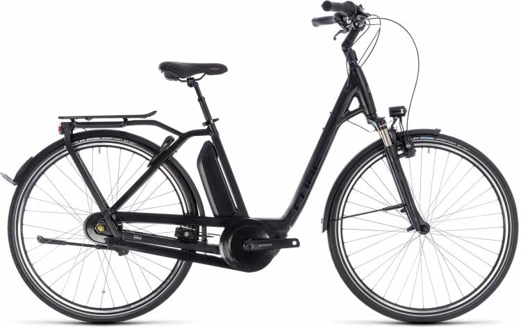 Cube Town Hybrid Pro RT 500 black n grey 2018