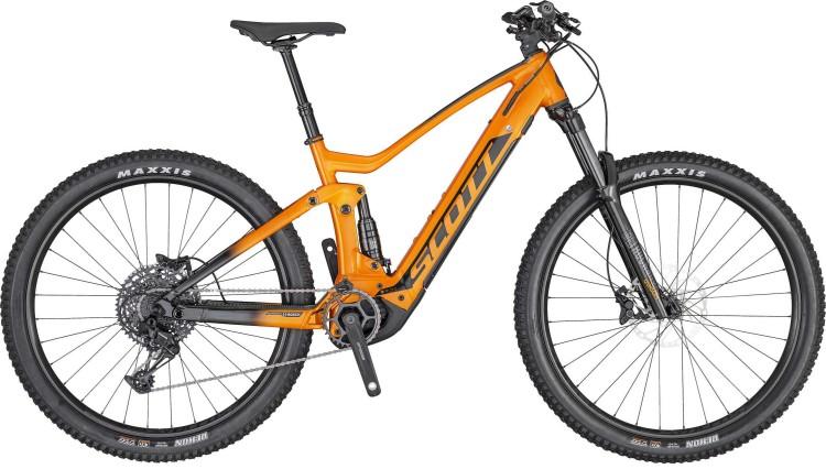 Scott Strike eRIDE 940 orange 2020