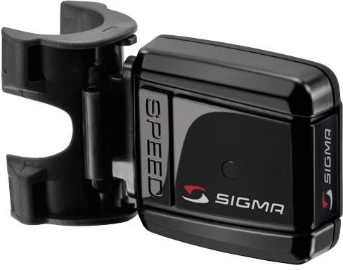 Sigma Fahrradcomputer BC 12.12 STS kabellos schwarz