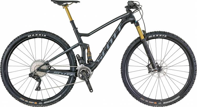Scott Spark 900 Premium 2018 - Fully Mountainbike