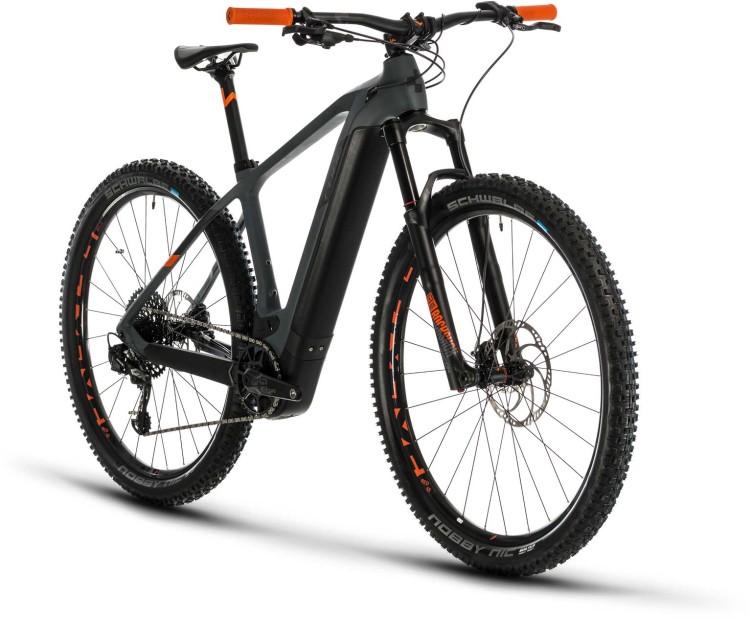 Cube Elite Hybrid C:62 Race 625 29 grey n orange 2020 - E-Bike Hardtail Mountainbike