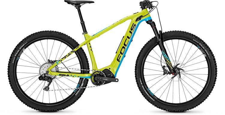 Focus Bold2 29 Pro 2018 - E-Bike Hardtail Mountainbike