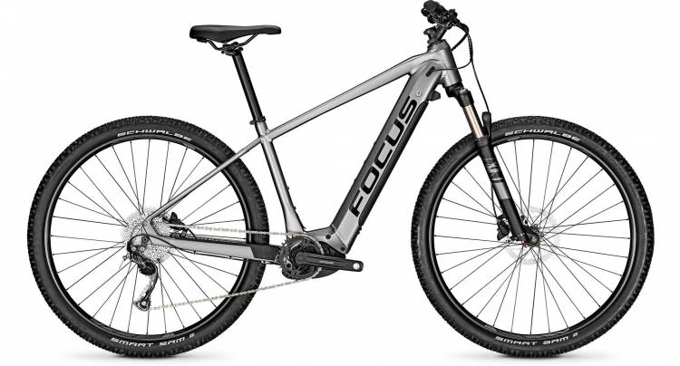 Focus Jarifa2 6.7 Nine Toronto Grey 2020 - E-Bike Hardtail Mountainbike