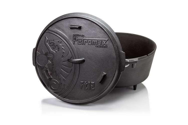 Petromax Feuertopf ft12 mit Füße