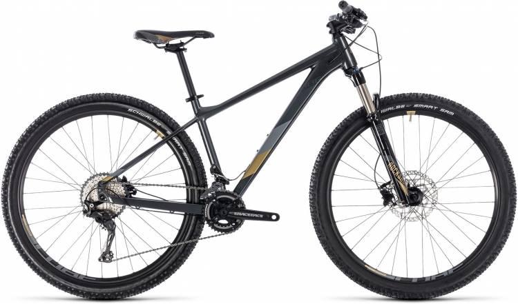 Cube Access WS SL iridium n gold 2018 - Damen Hardtail Mountainbike