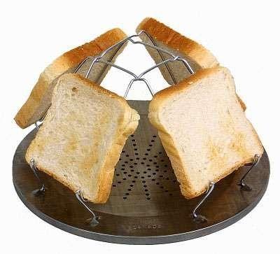 Petromax Toastaufsatz für Kocher