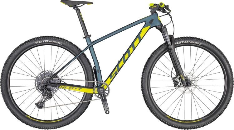 Scott Scale 940 cobalt/yellow 2020
