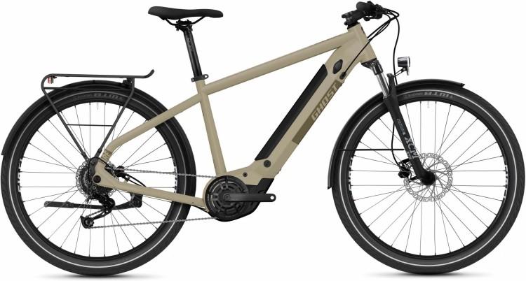 Ghost E-Square Trekking Essential Y AL U dust 2021 - E-Bike Trekkingrad Herren