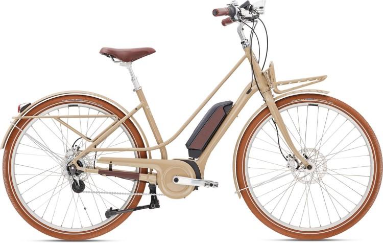 Diamant Juna Deluxe+ WIE Almandinbeige 2020 - E-Bike Trekkingrad Damen