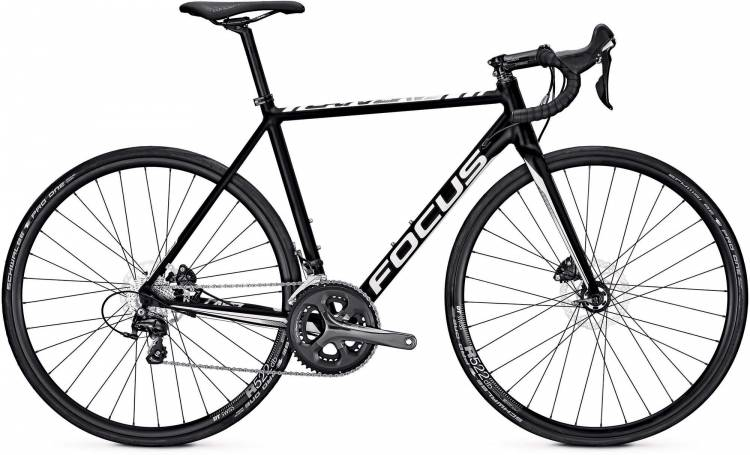 Focus Cayo Al Disc Tiagra magic black/matt 2017