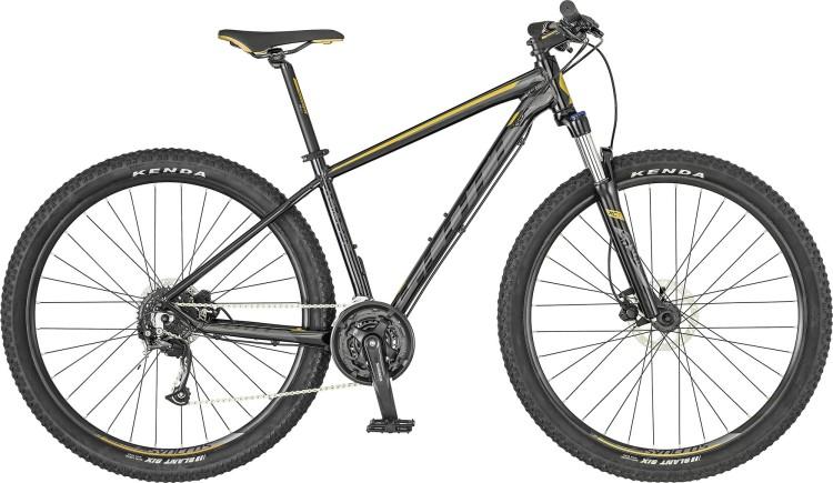 Scott Aspect 750 black/bronze 2019
