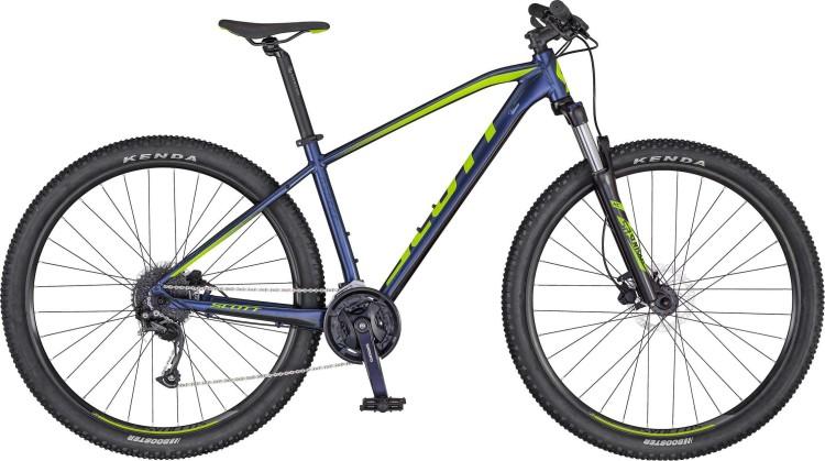 Scott Aspect 950 dk.blue/green 2020