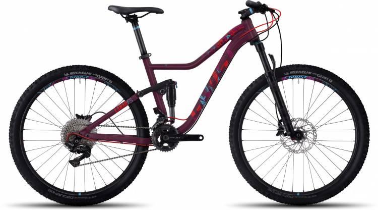 """Ghost Lanao FS 5 27.5"""" 2017 - Damen Fully Mountainbike"""