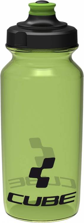 Cube Trinkflasche 0,5l Icon green