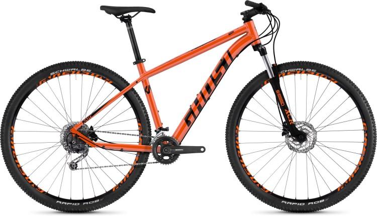Ghost Kato 5.9 AL U monarch orange / jet black 2020 - Hardtail Mountainbike