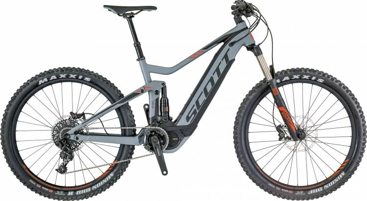 Scott E-Genius 720 2018 - E-Bike Fully Mountainbike