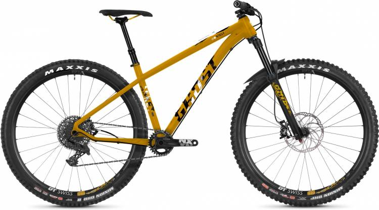 Ghost Asket 4.9 AL U 2019 - Hardtail Mountainbike