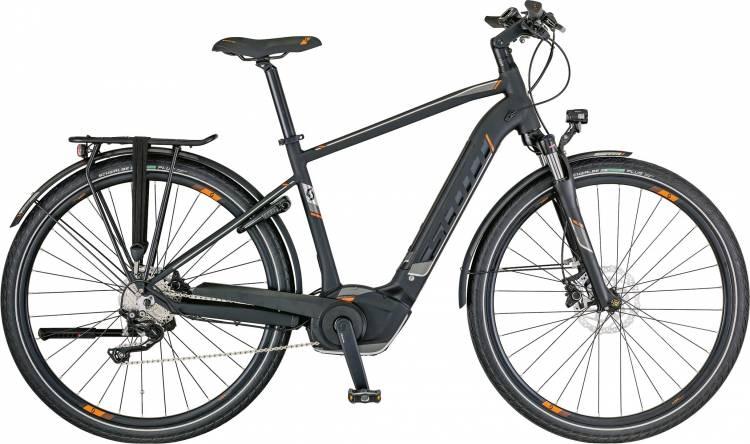 Scott E-Sub Sport 10 2018 - Herren E-Bike Trekkingrad