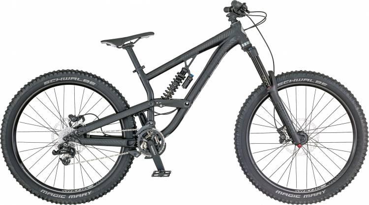 Scott Voltage FR 710 2018 - Fully Mountainbike