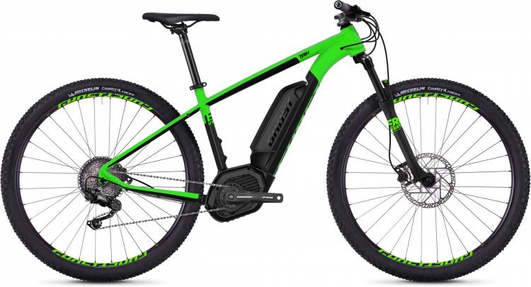 Ghost Hybride Teru B2.9 AL 2018 - E-Bike Hardtail Mountainbike