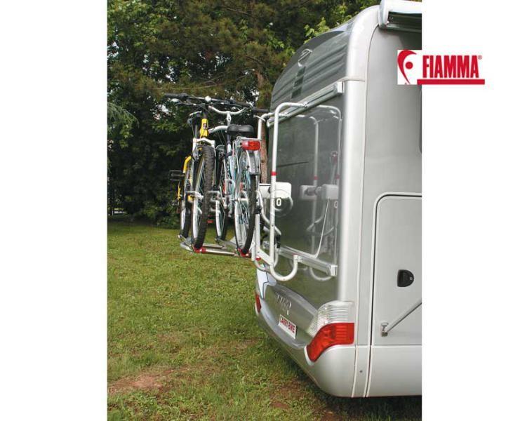 Fiamma Heckträger Carry Bike Lift 77 für 2 Räder