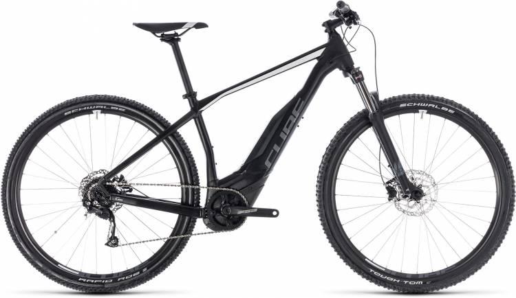 Cube Acid Hybrid ONE 400 29 black n white 2018 - E-Bike Hardtail Mountainbike