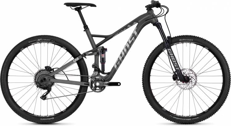 Ghost Slamr 4.9 AL U 2018 - Fully Mountainbike