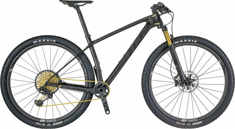 Scott Scale RC 900 SL 2018 - Hardtail Mountainbike