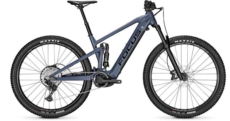 Focus Jam2 6.7 Nine Stone Blue 2020 - E-Bike Fully Mountainbike