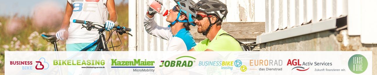 Headbild Fahrrad Leasing